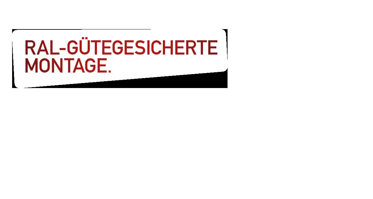 RAL-Gütegesicherte Montage - Richert Fenstergruppe