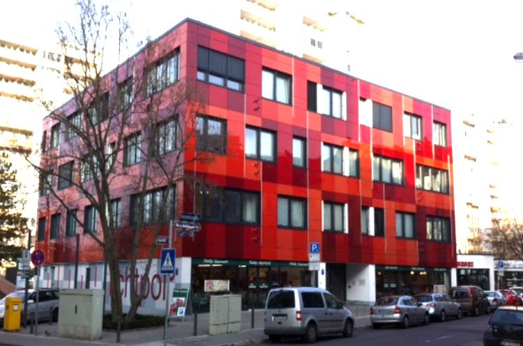 Offenbach am Main, Hermann-Steinhäuser-Straße 2-2c